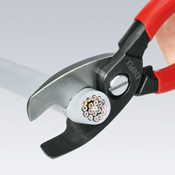 Twin Cutting Edge Cable Shears